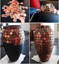 Что можно сделать с старой вазой