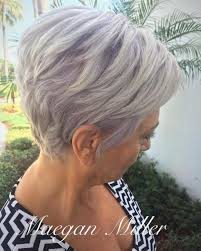 90 cly and simple short hairstyles for women over 50