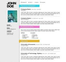 non traditional resume examples best accountant resume example the best resume samples