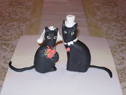 Popular Cat Wedding Cake Toppers With CAT IMAGE Select An Option