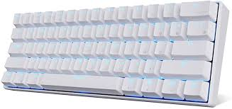 RK ROYAL KLUDGE <b>RK61</b> Wireless 60% <b>Mechanical Gaming</b> ...