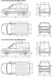 ford transit connect interior dimensions google search van