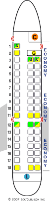 Aircraft E175 Seating Chart The Best And Latest Aircraft 2018