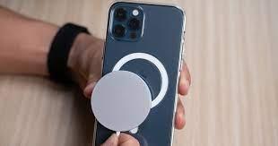 Đế sạc không dây Apple Magsafe 15W cho Iphone 12 - Mac Setups