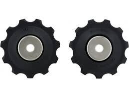 Shimano 9-/10-speed Derailleur Pulleys - <b>1 Pair</b> - <b>bike</b>-components