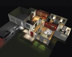 lighting in house. Lighting Control System In House T