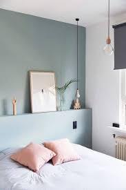 modern blue master bedroom. Muted, Modern Pastels Blue Master Bedroom