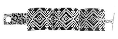 Navajo rug designs two grey hills Navajo Weaving Two Grey Hills Navajo Rug Two Grey Hills Navajo Rug Large Link Bracelet Alice Seely Wholesale
