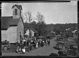 Frank M. Hohenberger Photograph Collection -- Valentine Penrose funeral