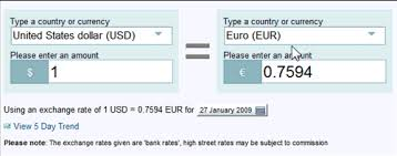 Yahoo Finance Currency Chart Yahoo Currency Converter Gets Smart Adds Pocket Guides