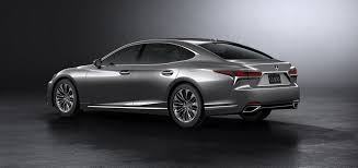 2018 lexus ls 350. 2018 lexus ls rear three quarters ls 350