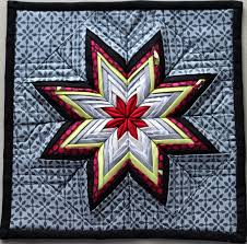 Made By Cola: Fancy Folded Star & Fancy Folded Star. The Las Vegas Modern Quilt Guild's recent challenge was  a Product Inspiration Piece. We were to choose a product and use the colors  from ... Adamdwight.com
