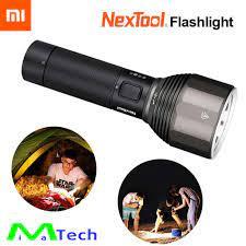 Đèn Pin Cầm Tay Xiaomi Nextool Flashlight ZES0417 và NE20030 Siêu Sáng  Chống Nước Hợp Kim Nhôm Hàng Không Bền Bỉ