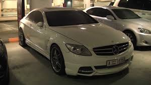 Wald Tuning Mercedes CL600 in Dubai - YouTube