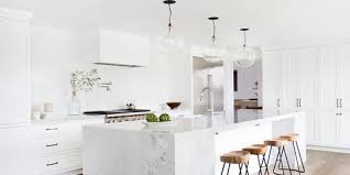 white kitchen. Courtesy Of Amber Interiors. White Kitchens Kitchen T