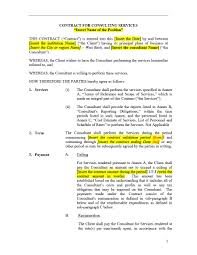 Sample Proposal Letter For Consultancy Services Proposal Letter For Consultancy Services Www