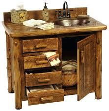 Rustic Bathroom Vanities For Sale The 25 Best Ideas On