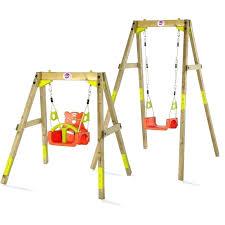 plum outdoor toddler kids wooden growing swing set gym childrens australia playground
