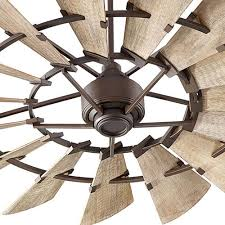 home lighting trends. quorum windmill fan in oiled bronze finish with weathered oak blades home lighting trends