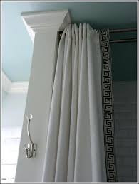 floor to ceiling shower curtain how to hang floor to ceiling shower curtains black floor to