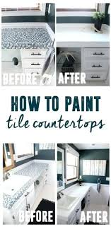 how to paint a countertop how to paint tile paint countertops giani paint laminate countertops white