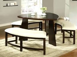 round table with bench seat kitchen table with bench wood kitchen tables with bench seating kitchen