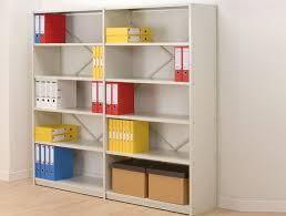 office racking system. Trexus Delta Office Shelving System Starter Bay Standard Depth Racking