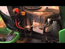 why my john deere l120 mower did not start why my john deere l120 mower did not start