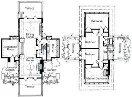 1895  The Francis Apartments For Terre Haute Trust Company 4304 Frank Lloyd Wright Home And Studio Floor Plan