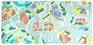 play rug with roads road mat medium size of stylish city kids baby tracks car rugs play rug with roads