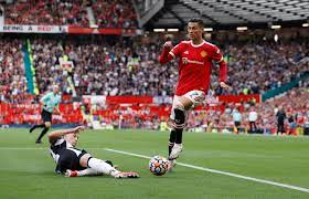 I was super nervous', says Ronaldo after memorable second debut at Man Utd