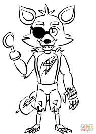 Projects Idea Of Fnaf Coloring Sheets Pages 17 5 Nights At Freddys