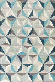 amazing charlton home cowden exploded medallions woven bay blue area rug regarding teal and gray area rug