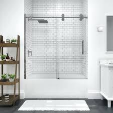 ove shower tub door ove showers costco