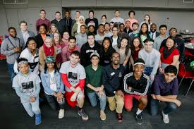mentor a buckeye helps high schoolers aim for college and beyond members of the mentor a buckeye program gathered for a luncheon at the ohio state university in columbus on wednesday 23 2016