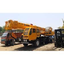 Coles 25 Ton Crane Load Chart Yellow Used Xcmg Hydraulic Truck Crane Capacity 25 Ton