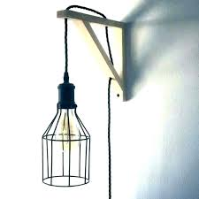 wall light with cord wall lamps plug in swag light plug in light fixture plug in