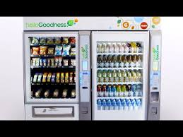 Pepsi Social Vending Machine Beauteous Introducing Hello Goodness A New Take On Vending YouTube