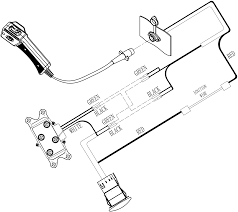 Mile marker winch wiring diagram new assault winch contactor kfi atv winch mounts and accessories