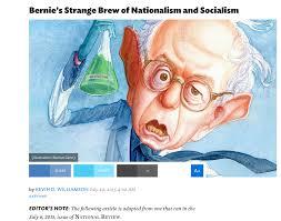 Is Bernie Sanders a National Socialist? – Professor Lough's Blog