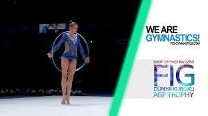 2018 baku rhythmic gymnastics world cup highlights