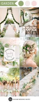 Impressive Spring Wedding Themes 17 Best Ideas About Spring
