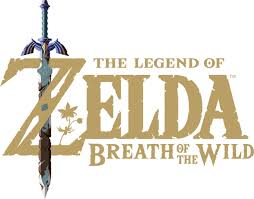 The Legend of Zelda: Breath of the Wild | text/lettering/logo ...