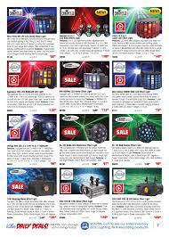 Electro Swarm Dj Light 2016 Marapr By Pssl Com Prosound Stage Lighting Issuu