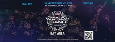 World Of Dance Championship Series Bay Area 2019