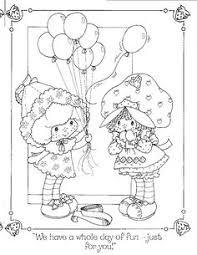 strawberry shortcake coloring book pages return to strawberry shortcake coloring books