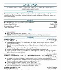 1275 Civil Engineers Resume Examples | Architecture Resumes | Livecareer