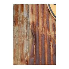 used corrugated sheet