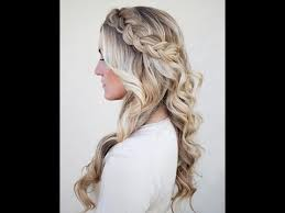 hairstyle tutorial dutch braid with