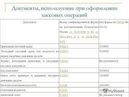 Презентация на тему Дипломная работа на тему Бухгалтерский  5 Документы